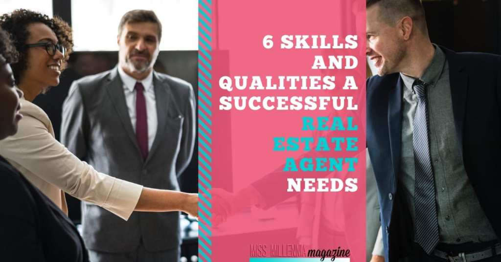 6 Skills and Qualities a Successful Real Estate Agent Needs fb