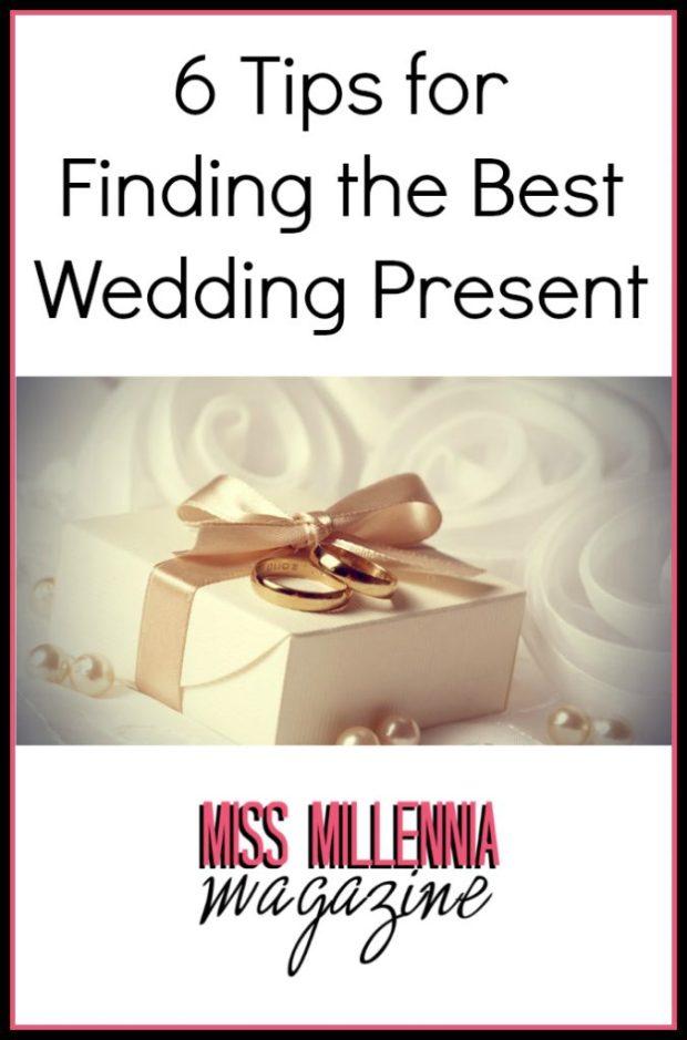 Best Wedding Present