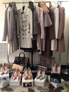 Olivia Pope closet