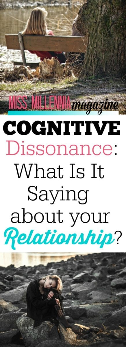 Ever feel conflicted or unsettled about your relationship? Take a closer look at the concept of cognitive dissonance to find out why.