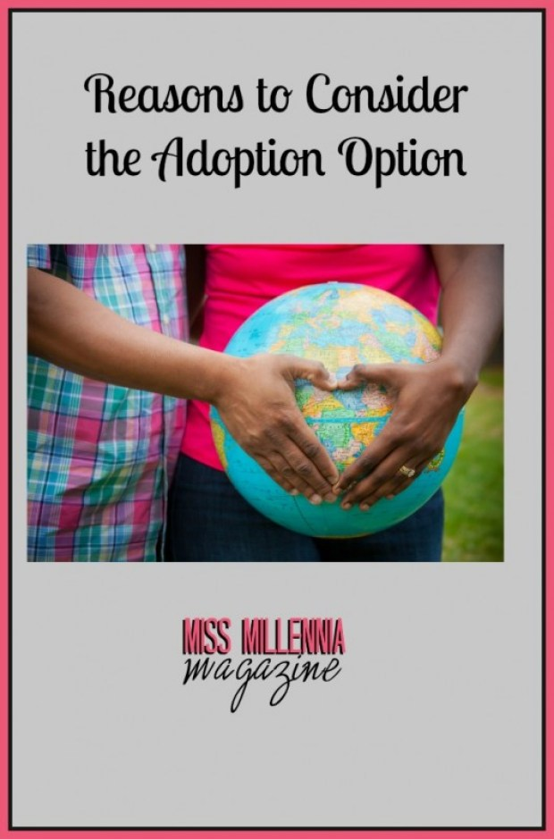 Reasons to Consider the Adoption Option