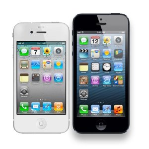 iphone 5 and iphone 6 phones