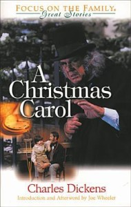 a christmas carol winter book