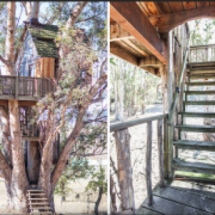 treehouse to stay at when traveling