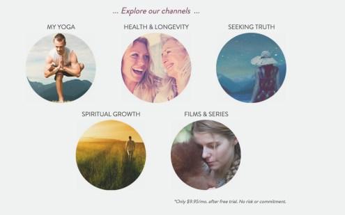 my yoga gaim tv