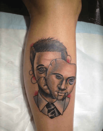 fight club tattoo