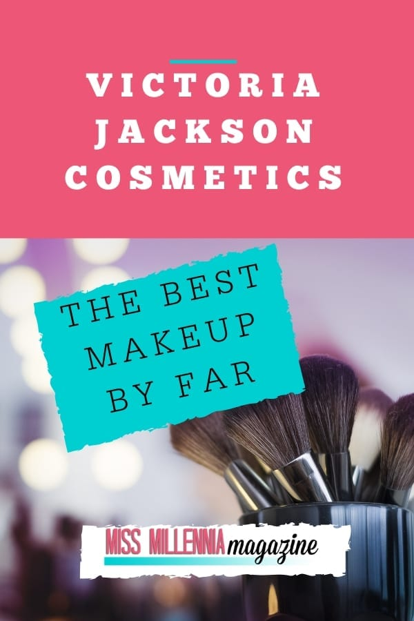 Beauty products are expensive, so we don't like to spend money on products that may or may not work well. But when Victoria Jackson Cosmetics reached out about me reviewing their product, I figured, I do not get a lot of chances to try new beauty products, so why not try this out?