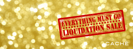 cache liquidation sale
