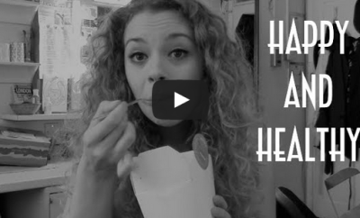Carrie Hope Fletcher Happy and Healthy on YouTube