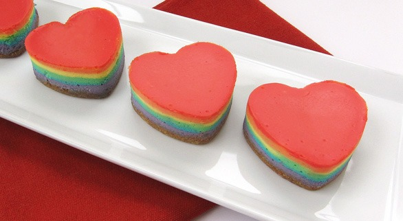 6 Recipes to Celebrate Marriage Equality!