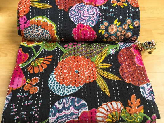 Bedroom Need a Little Pick Me Up? Anora Quilts May Be the Answer