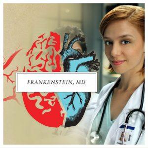 book adaptations frankenstein md