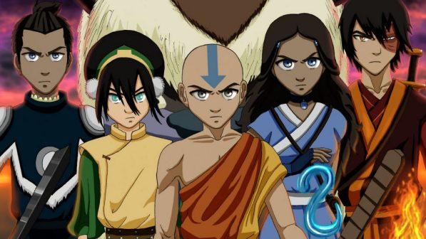 avatar the last airbender characters nickelodeon shows