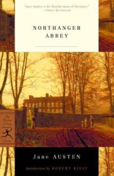 northanger abbey jane austen famous author cover