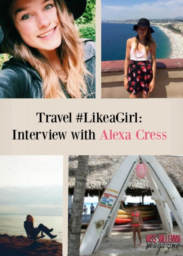Travel #LikeaGirl: Interview with Alexa Cress