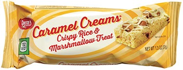carmel cream bars