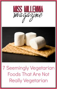 Vegetarian Foods That Are Not Really Vegetarian
