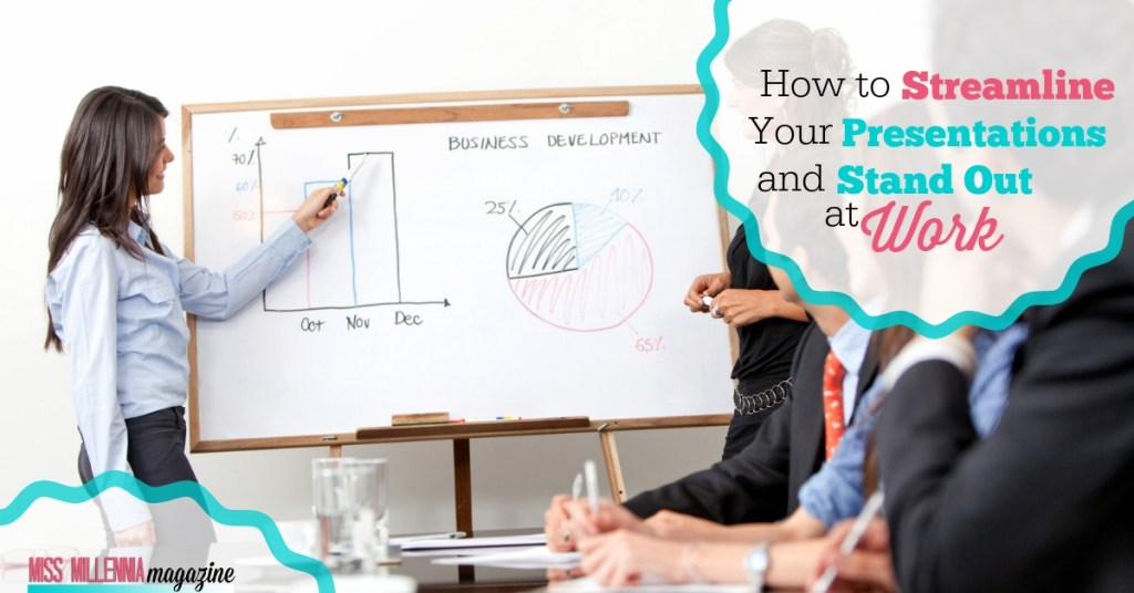 How to Streamline Your Presentations and Stand Out at Work