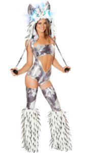raver halloween costume sexy
