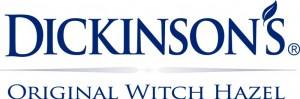 diskinson's original witch hazel logo