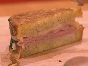 ham and cheese sandwich thanksgiving leftovers