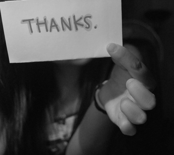 Why having a #ThankList is Important