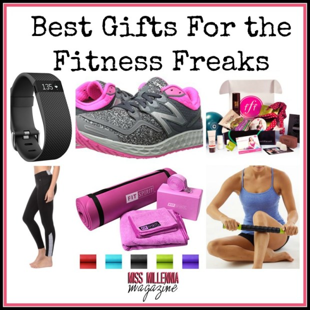 Best Gifts For the Fitness Freaks