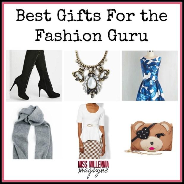 Gifts for The Fashion Guru
