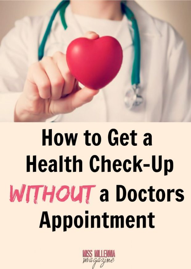 How to Get a Health Check-up Without a Doctors Appointment