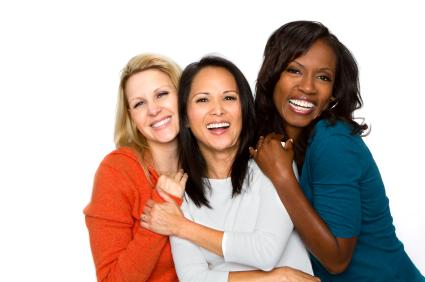 female friend group