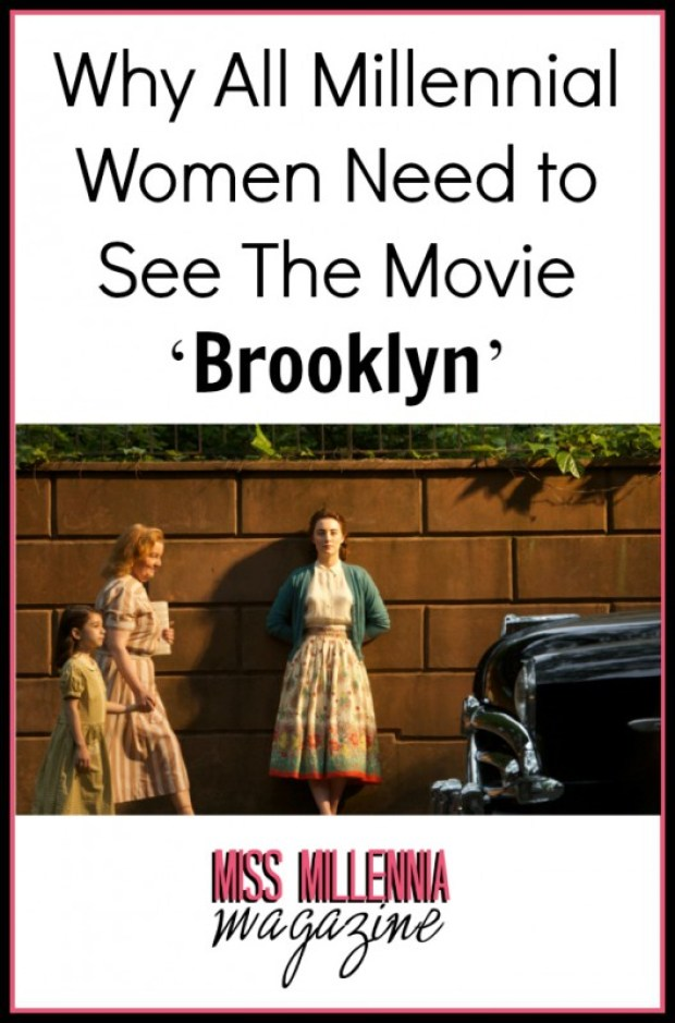 Why All Millennial Women Need to See The Movie 'Brooklyn'