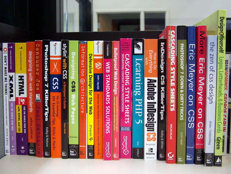 books on web design