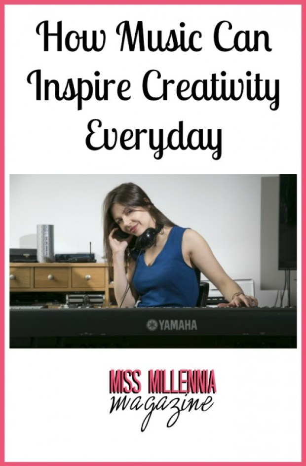 How Music Can Inspire Creativity Everyday