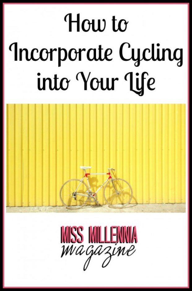 How to Incorporate Cycling into Your Life