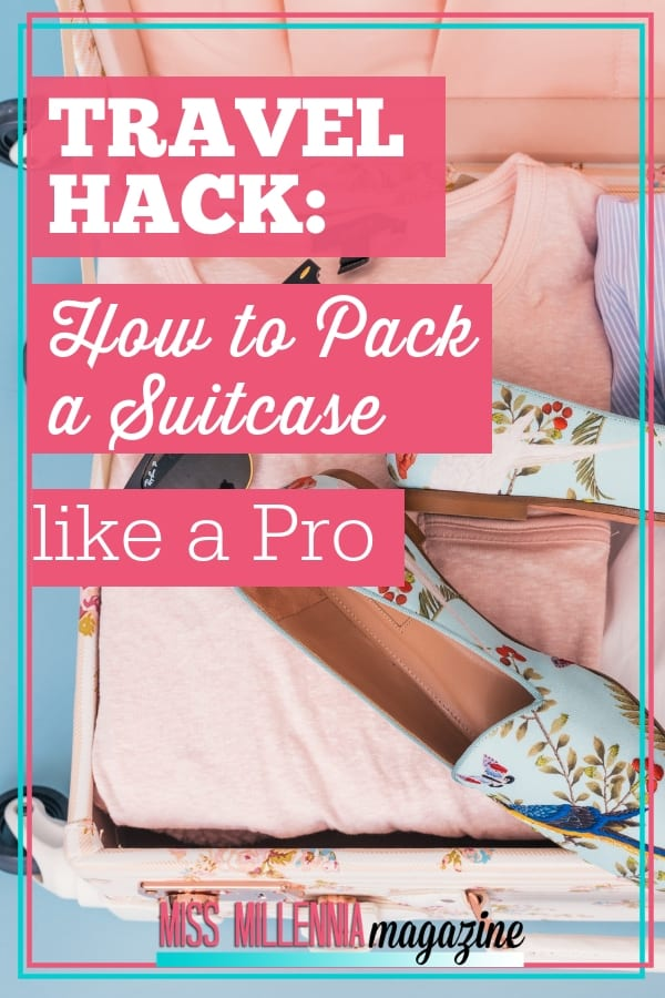 Are you traveling anytime soon? Learn how to pack a suitcase and maximize space like an experienced pro.