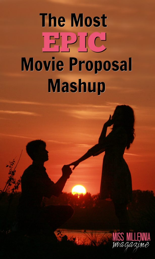 The Most Epic Movie Proposal Mashup
