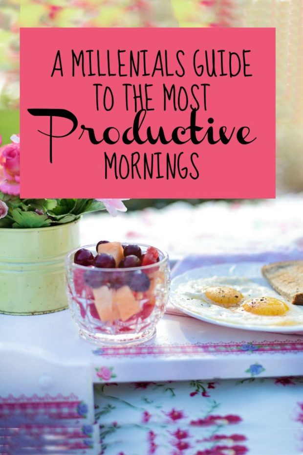 A Millennial's Guide to the Most productive mornings