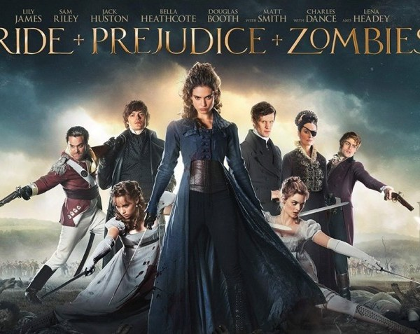 You Could Win a Pride & Prejudice & Zombies Limited Edition BH Cosmetics Palette
