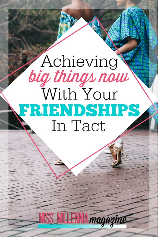 Friendships can help mold you to become the best version of yourself. Here are some people you should keep in your inner circle!