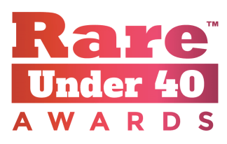 Rare under 40 award