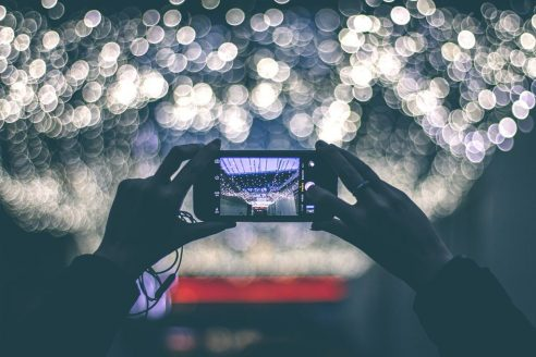 roles of cinematography cellphone