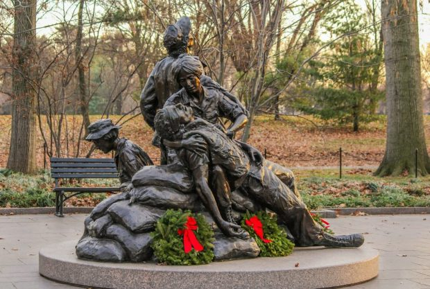 Vietnam Women's War Memorial Day