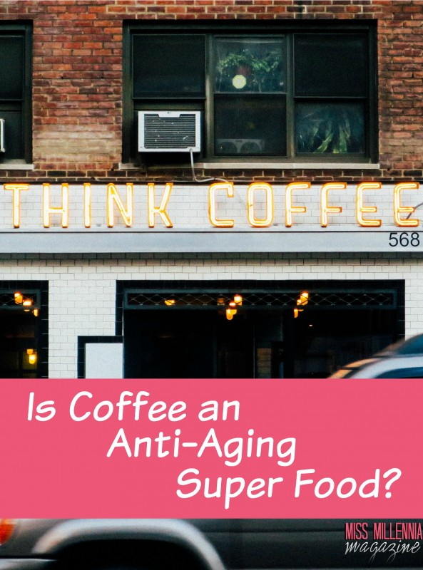 Is Coffee an Anti-Aging Super Food