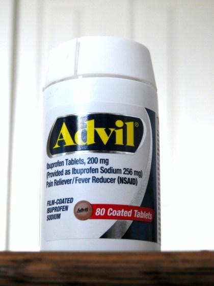 advil keeps the headache away