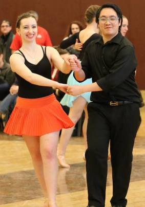 reduce daily stress with ballroom dancing