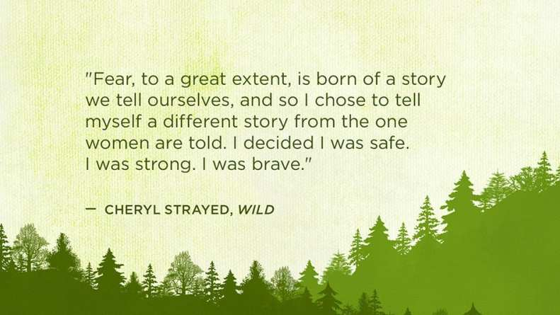 summer reads by Cheryl Strayed