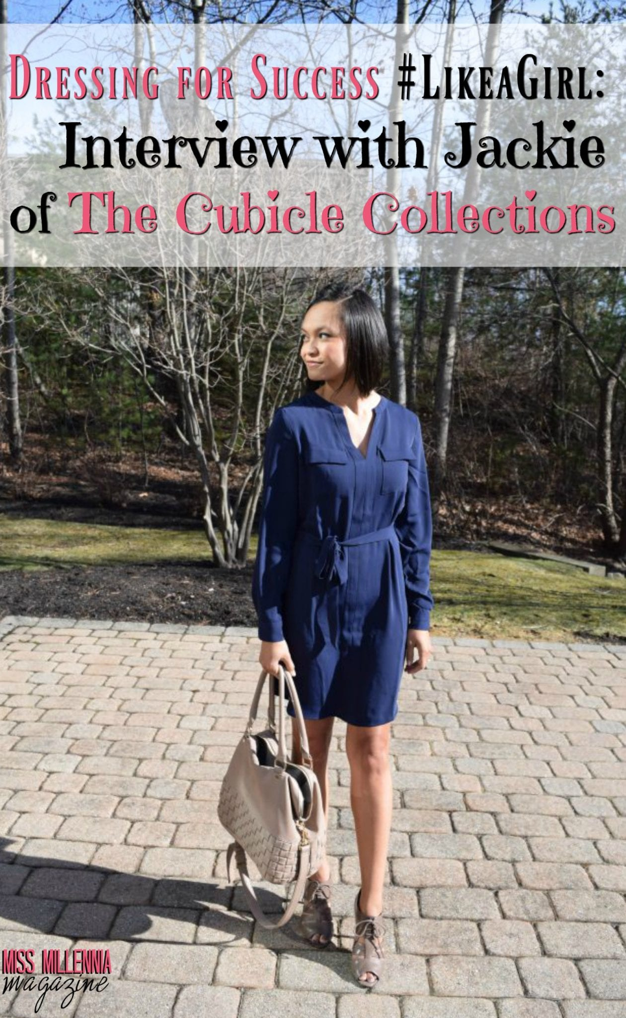Dressing for Success #LikeaGirl: Interview with Jackie of The Cubicle Collections