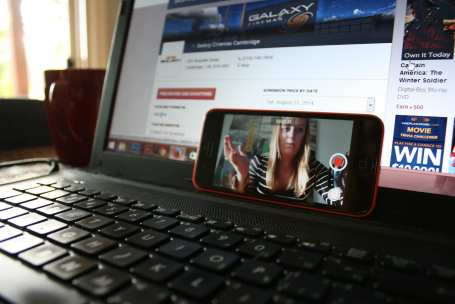 laptop streaming amazon prime video