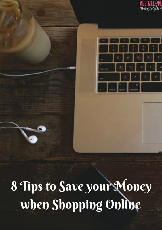 8 Tips to Save your Money when Shopping Online