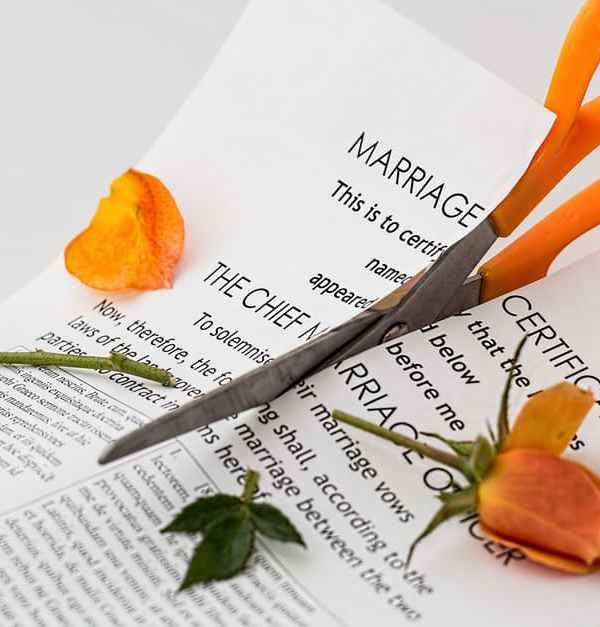 7 Emotional Effects of Divorce